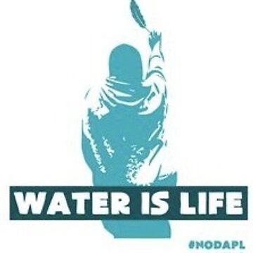 El agua es vida de itswavey
