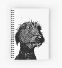 Cuaderno de espiral Perro