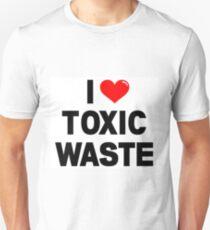 I Heart Toxic Waste T-Shirt