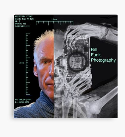 Bill Funk Photography Canvas Print