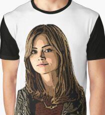Clara Oswald Graphic T-Shirt