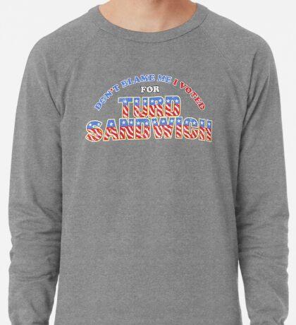 Don't Blame Me... Lightweight Sweatshirt