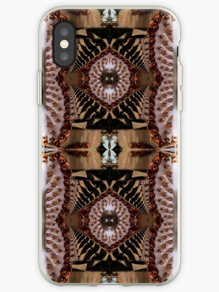 Fractal pattern  in earht colors  By Annabellerockz by Annabellerockz