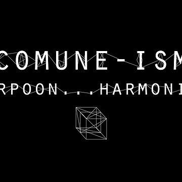 Communism Harpoon Harmonica by mordowin