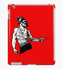 Finger Guns iPad Case/Skin