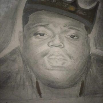 Notorious BIG by rmoses2015