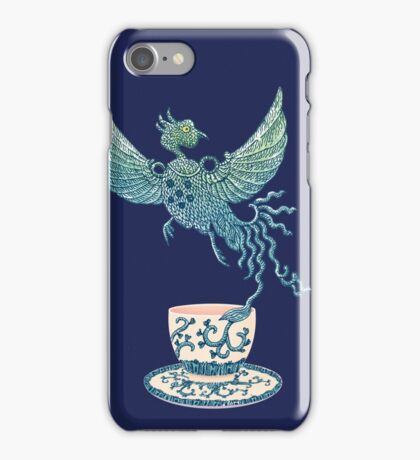 Phoenix Tea iPhone Case/Skin