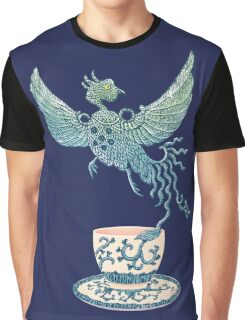Phoenix Tea Graphic T-Shirt