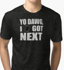 I got next in Yu-Gi-Oh Tri-blend T-Shirt