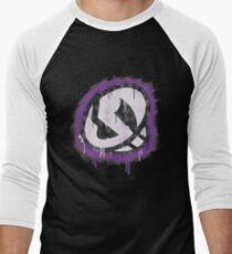 Team Skull Men's Baseball ¾ T-Shirt