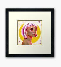Alice (Closer) Framed Print