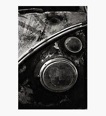 VW Type 2 Split Screen camper / bus Photographic Print
