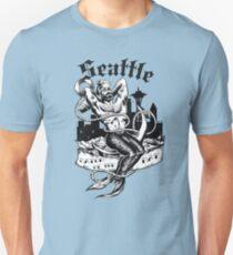 Camiseta ajustada Seattle Merman
