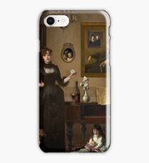Family Portraits iPhone Case/Skin