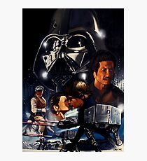 EMPIRE STRIKES BACK Photographic Print