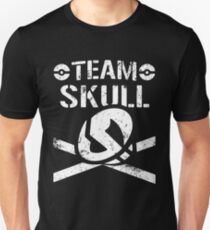 Team Skull / Bullet Club T-Shirt