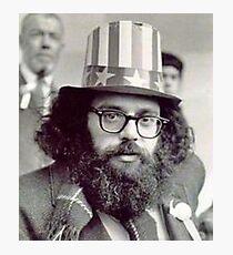 ~Allen Ginsberg Murica~ Photographic Print