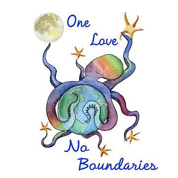 One Love No Boundaries by dreamingcat