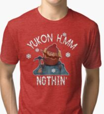 YUKON CORNELIUS T SHIRT Tri-blend T-Shirt
