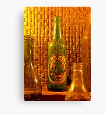 Bill's Bar Canvas Print