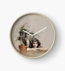 Mathilda Clock