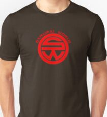 Westworld Samurai World Red Symbol T-Shirt