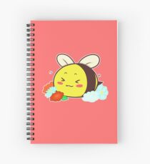 Bee Snuggle Spiral Notebook