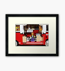 Young, Wild & Free Framed Print