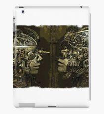 Victorian Steampunk  iPad Case/Skin