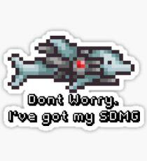 Don't Worry - Terraria Sticker