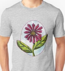 Zinnia [Patch] T-Shirt