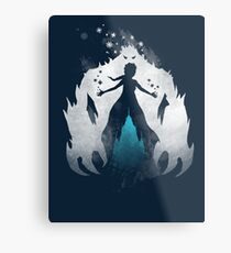 Monster Within Metal Print
