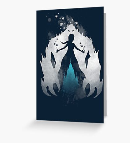 Monster Within Greeting Card