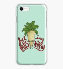 Feeling Parsnipety iPhone Case/Skin