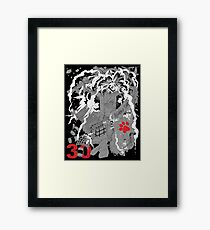 Naughty Dog 30th Anniversary - Chaos Framed Print