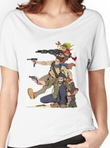 Naughty Dog - Drake, Joel, Jak Women's Relaxed Fit T-Shirt