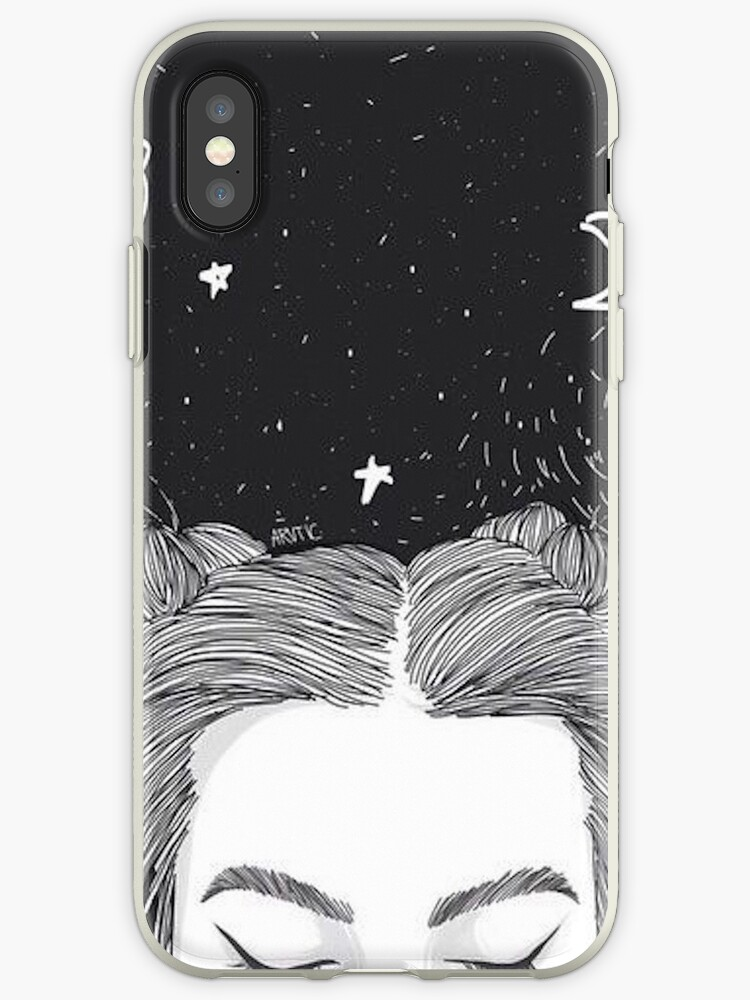 2b0e6c5b9c2 Vinilos y fundas para iPhone «TUMBLR GIRL SPACE» de ElleLouise101 ...