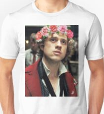 Enjolras with a Flower Crown T-Shirt