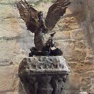 St Michael Battles The Devil by Thrombo69