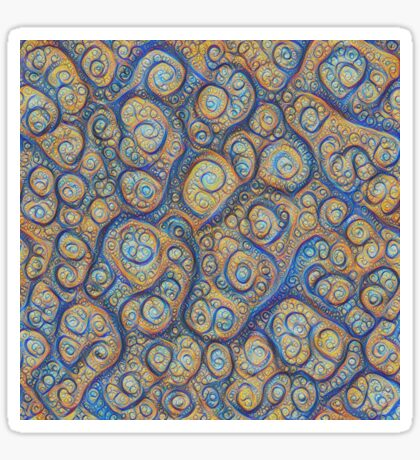 Stones #DeepDream Sticker
