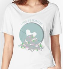 I Miss The Mountains Women's Relaxed Fit T-Shirt