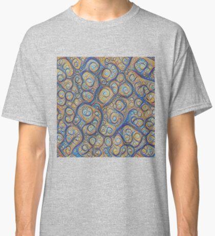 Stones #DeepDream Classic T-Shirt