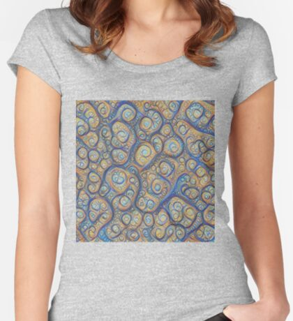 Stones #DeepDream Fitted Scoop T-Shirt