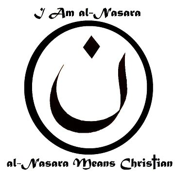 I am al-Nasara by Heronemus13