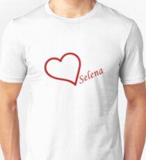 Love Selena Gomez Unisex T-Shirt
