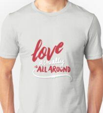 Love Actually Unisex T-Shirt