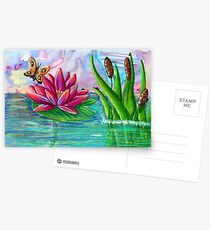 Waterlily  Postcards
