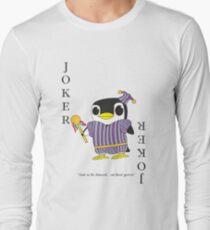 Todd: The Joker Long Sleeve T-Shirt