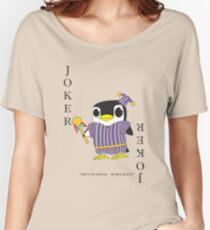 Todd: The Joker Women's Relaxed Fit T-Shirt