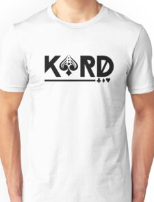 Kard - Korean Pop Group Unisex T-Shirt